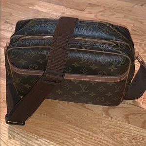 Louis Vuitton Large Crossbody Purse